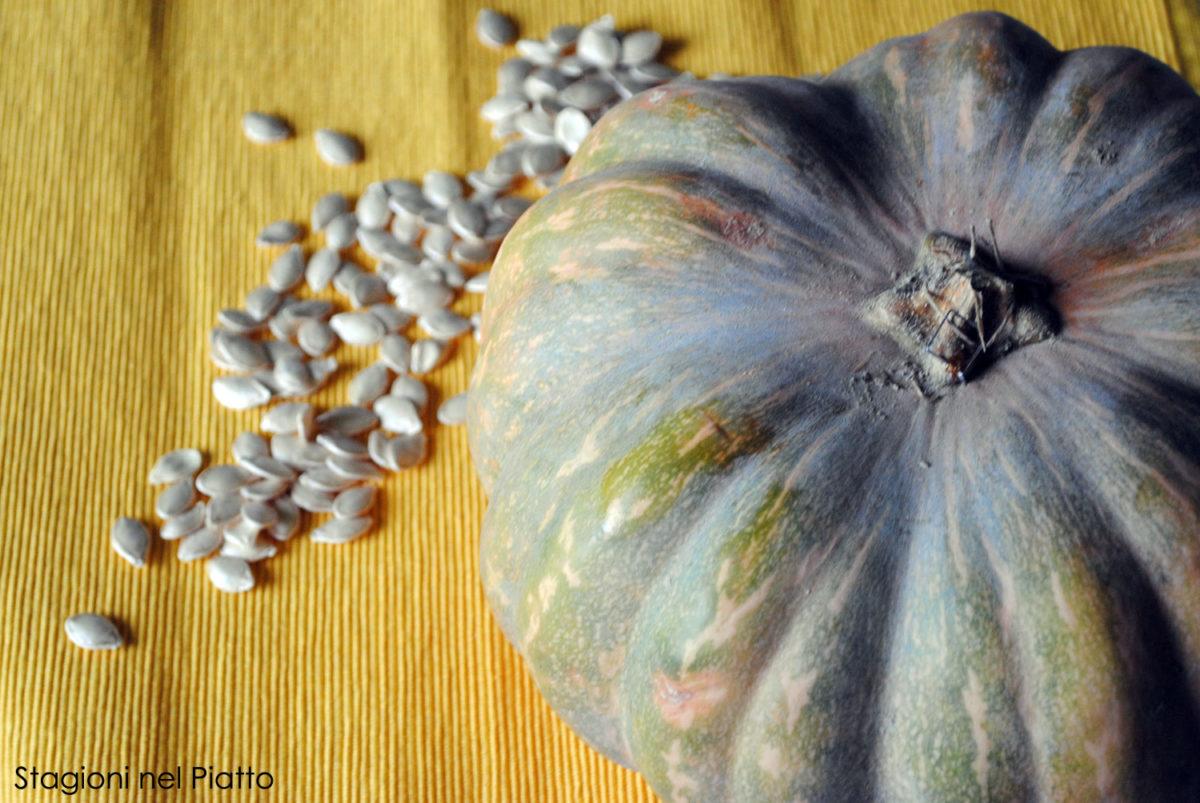 Zucca e semi