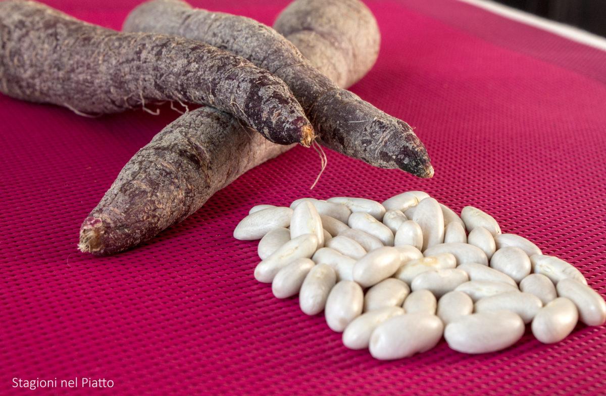 ingredienti crema di carote viola