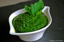 Salsa verde delicata
