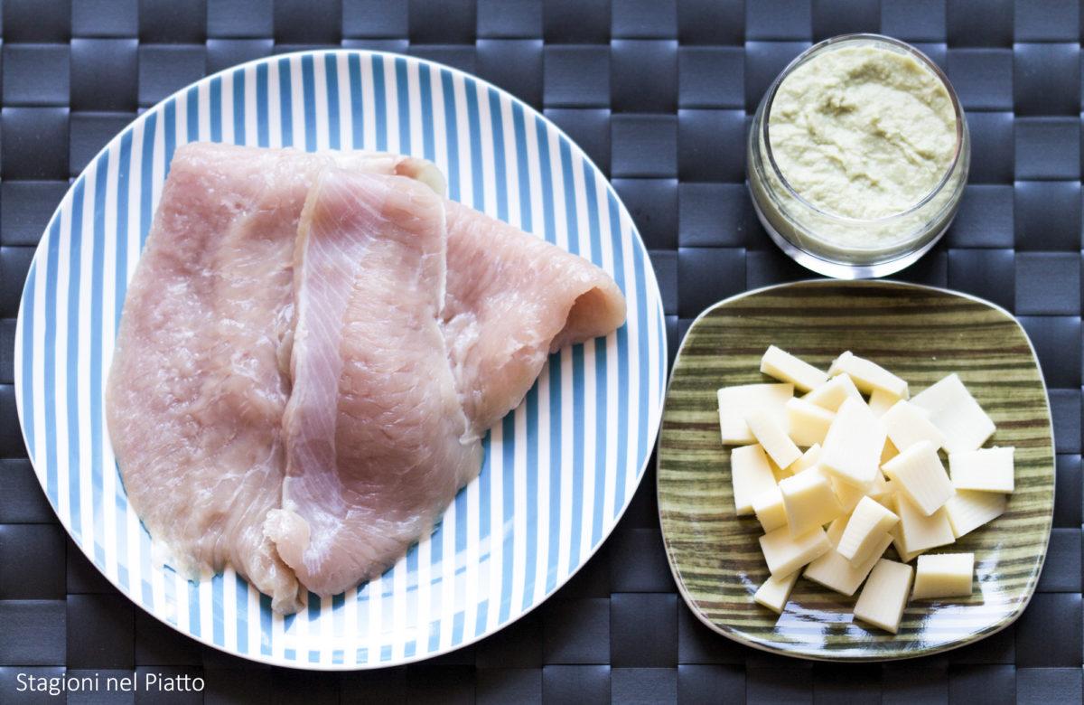 involtini-di-tacchino-con-crema-di-carciofi-stagioni-nel-piatto-ingredienti 2