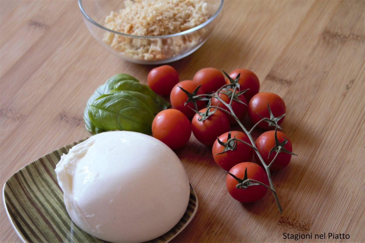 ingredienti bicchierini tricolore