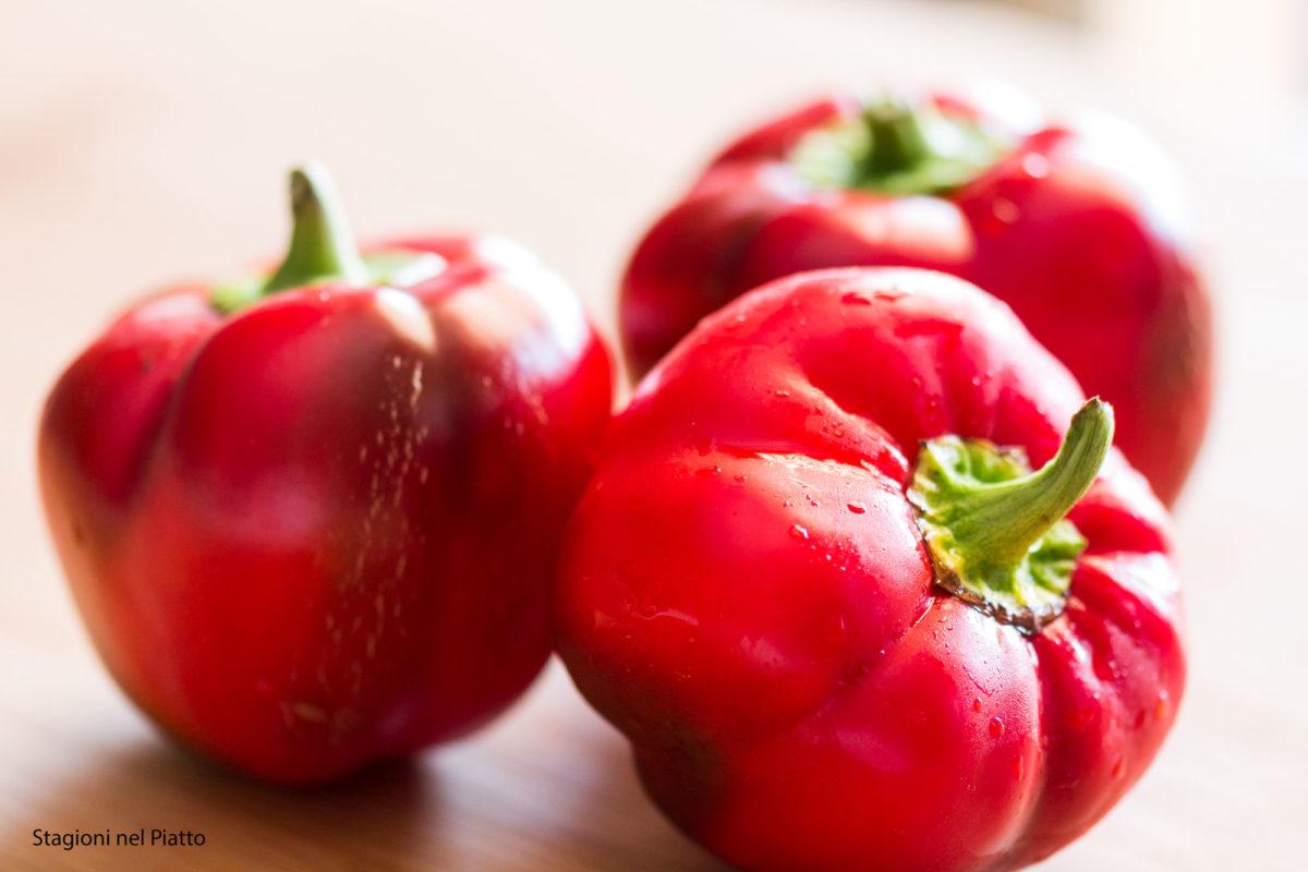 Peperoni proprietà nutritive dietista