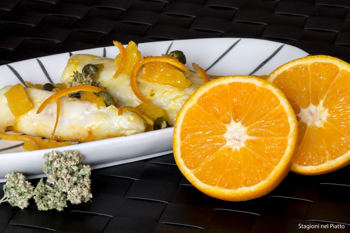 merluzzo all'arancia