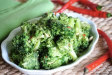 Broccoli saltati in padella