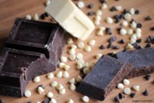 Produzione cioccolato e lavorazione
