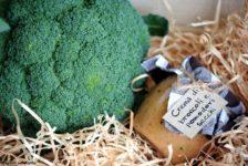 Crema di broccoli e pomodori secchi antispreco