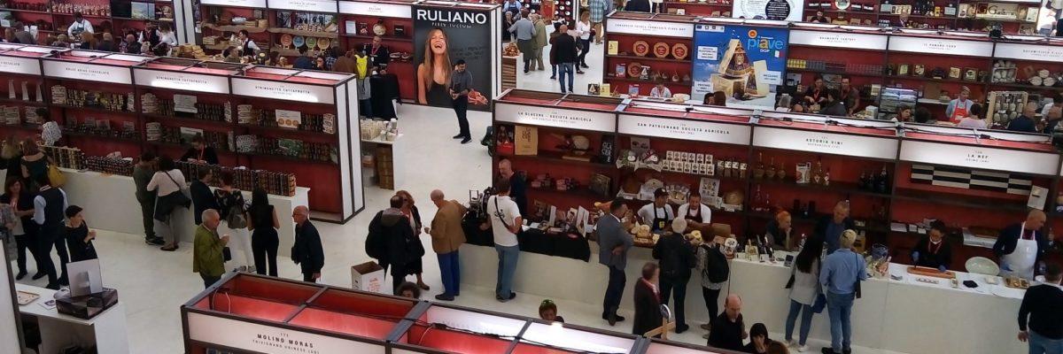 Due passi a Milano Golosa 2017