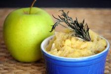 Chutney di mele senape e zenzero