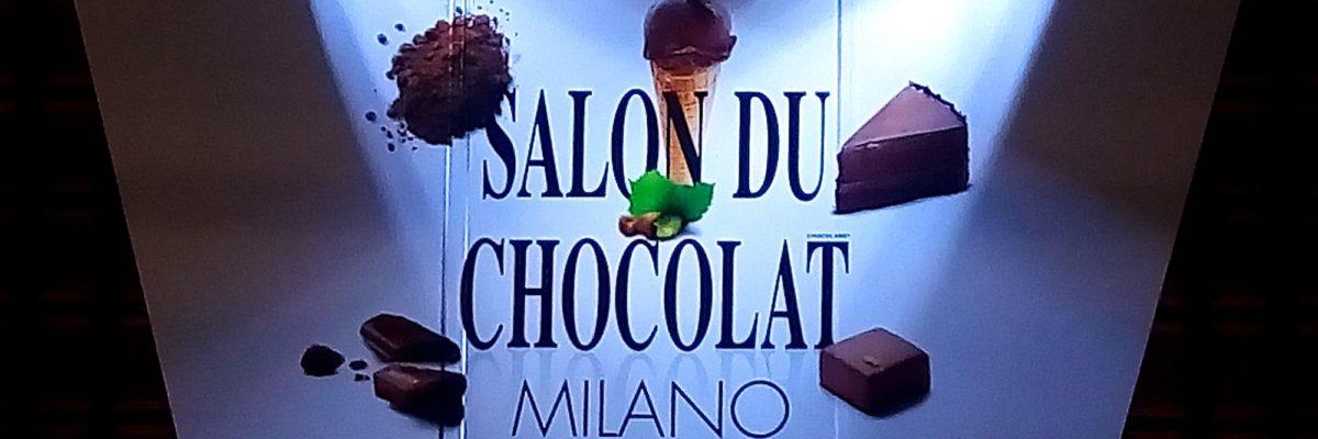 Mezza giornata al Salon du Chocolat di Milano