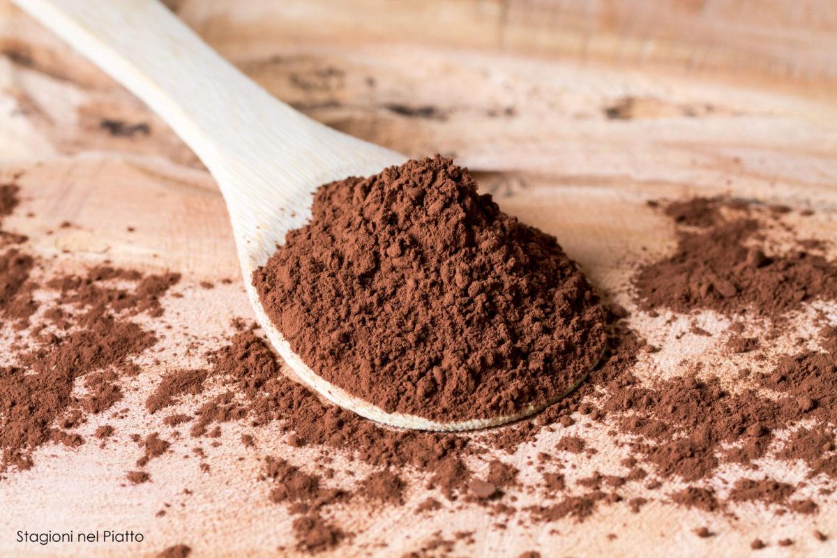 Cacao stagioni nel piatto