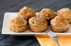 Muffin salati ai broccoli