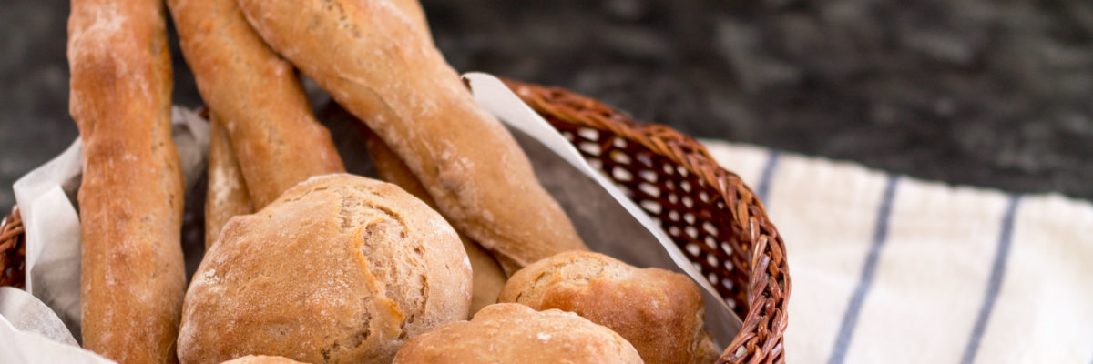 Panini al farro e miele