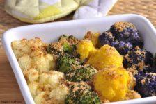 Cavolfiori e broccoli arrosto