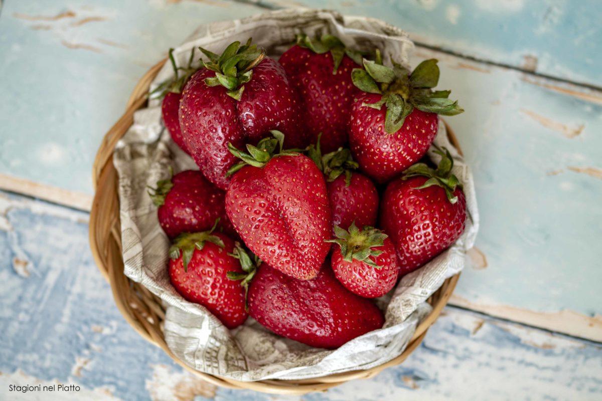 Proprietà nutritive delle fragole