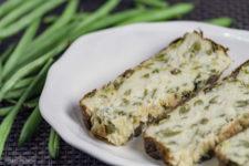 polpettone di fagiolini patate e tonno stagioni nel piatto 2
