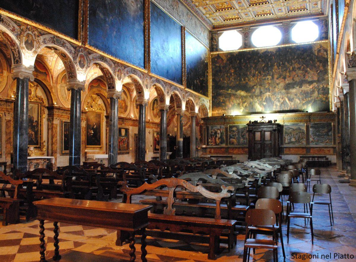 Basilica di san Pietro a Perugia