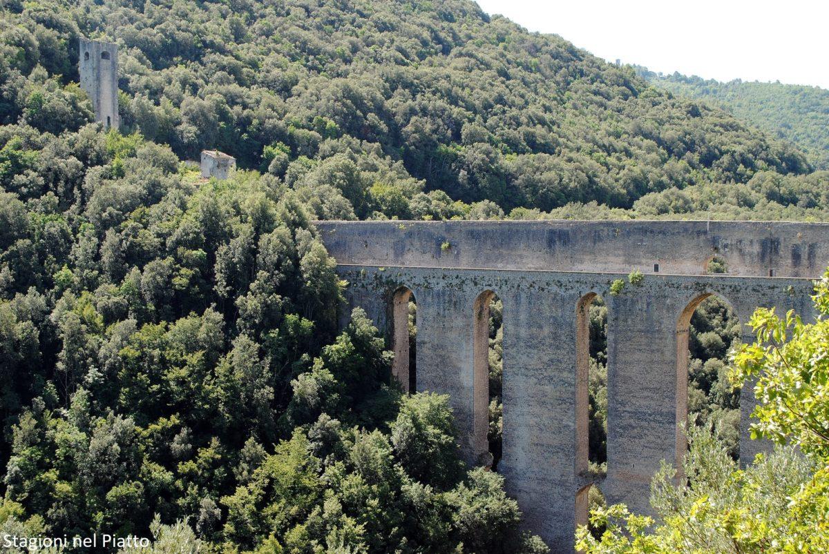 Ponte delle Torri di Spoleto
