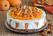 torta fredda alle nespole