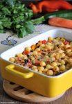 chicche gratinate al forno con verdure estive